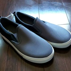 NWT- Canvas Sneakers